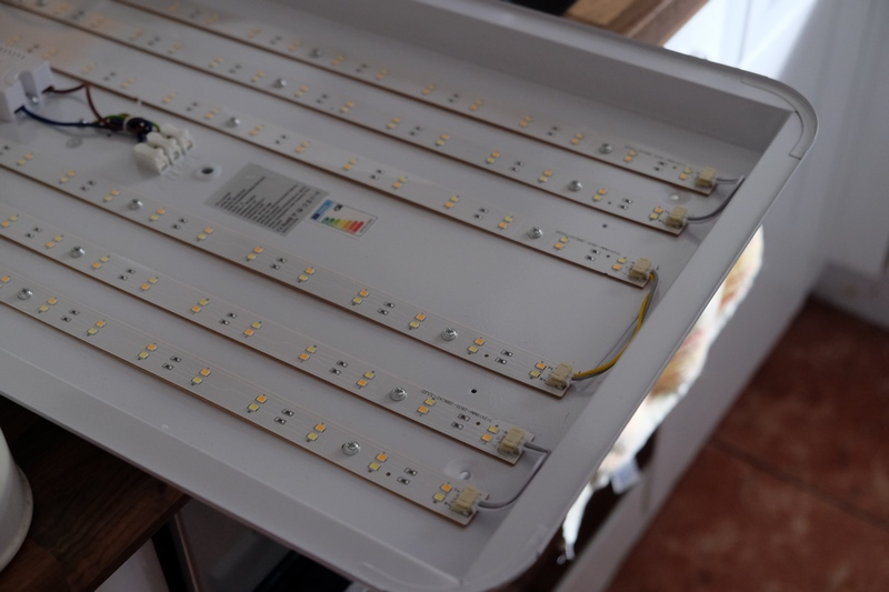 Es werde Licht - mit der Hengda LED-Deckenleuchte