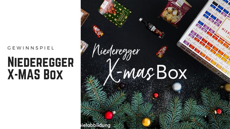 Niederegger X-mas Box von brandnooz vorgestellt