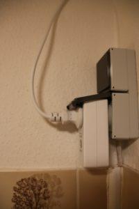 Mollig warmes Bad mit der VINGO Infrarotheizung mit Thermostat von Hengda.de