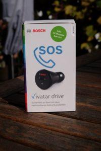 Vivatar drive von BOSCH – für schnellste Erste Hilfe auch in unserer dicken Berta