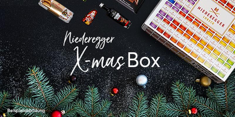 Niederegger X-mas Box