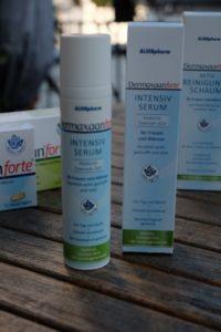 Schöne & reine Haut mit den Pflegeprodukten von ALSERpharm