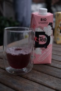BIO D'tea - Das neue und leckere BIO-Teegetränk