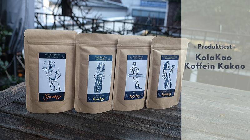 KolaKao - Der Kakao mit dem natürlichen Kick