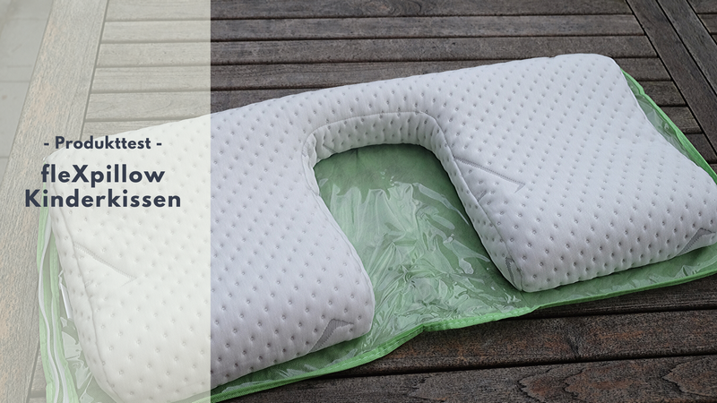 fleXpillow Kinderkissen
