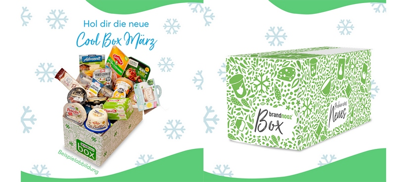 brandnooz Cool Box März