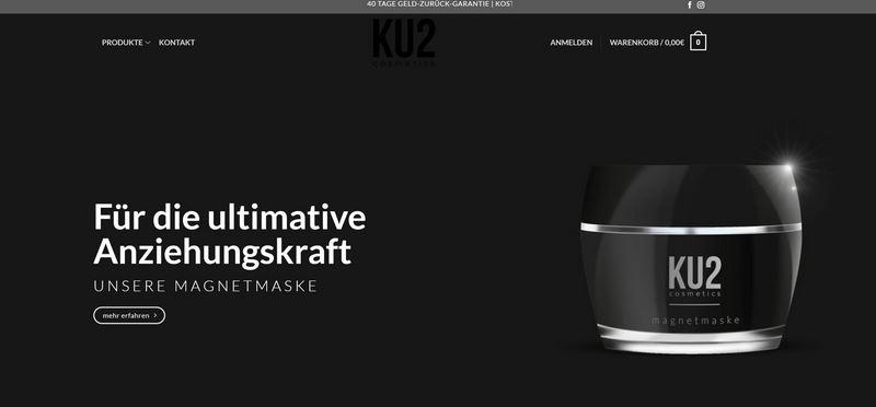 KU2 Wimpernserum - Neue Rezeptur für noch schönere Wimpern
