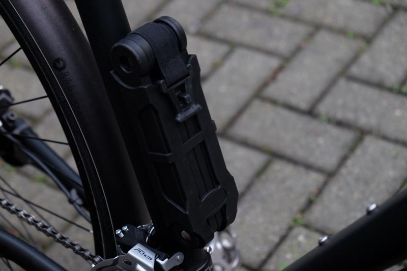 Premium Fahrradschloss der RUHR-WEST-MANUFAKTUR