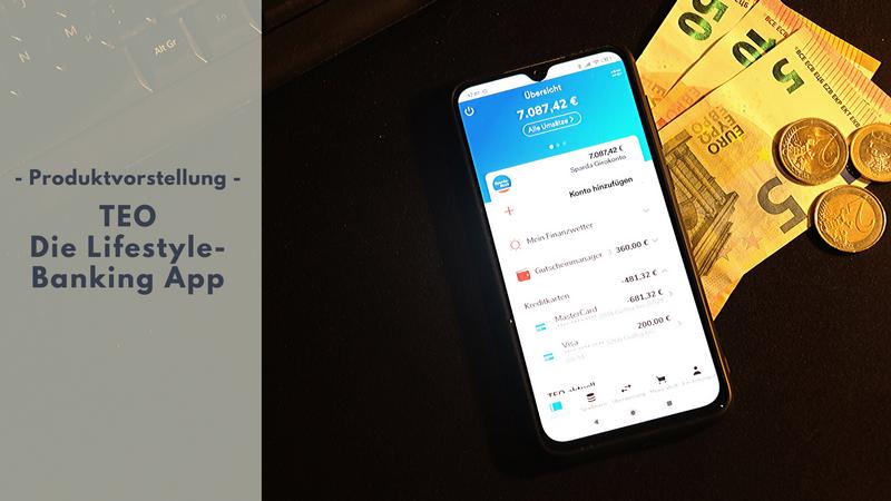 TEO Banking App