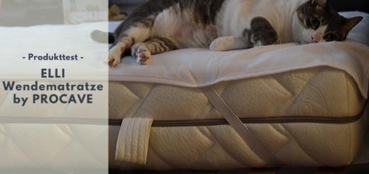 ELLI Wendematratze bei PROCAVE - Endlich entspannter, gesunder Schlaf made in Germany!