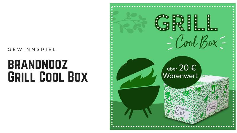 brandnooz GRILL Cool Box