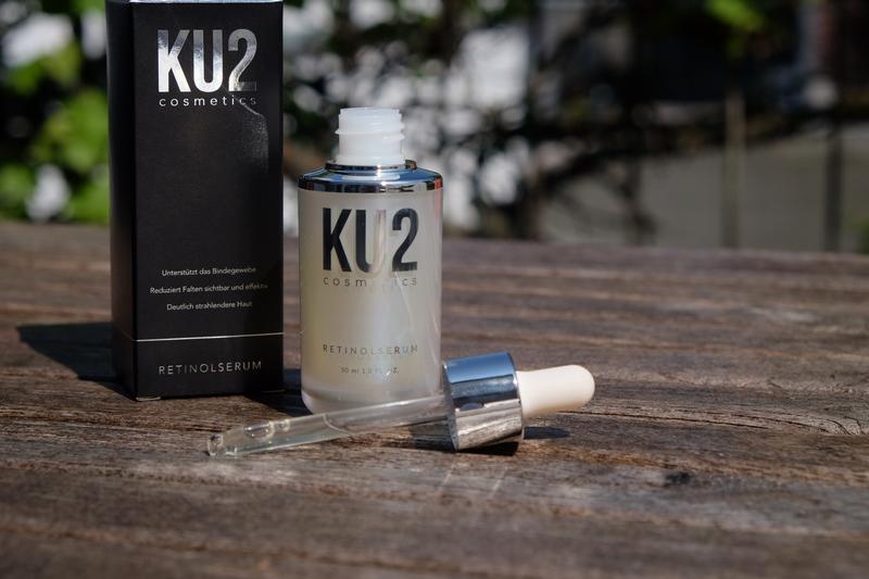 KU2 Retinol Serum im Test - Anti-Aging-Effekt bereits mit ein paar Tropfen