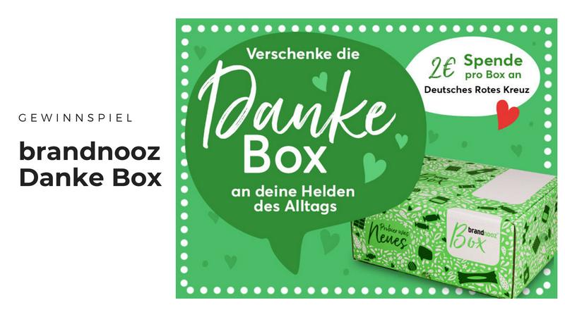 brandnooz Danke Box