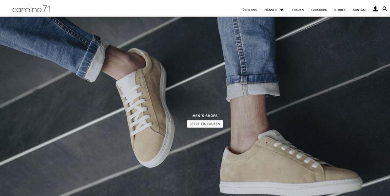 camino 71 - Style & Komfort bei handgefertigten Schuhen