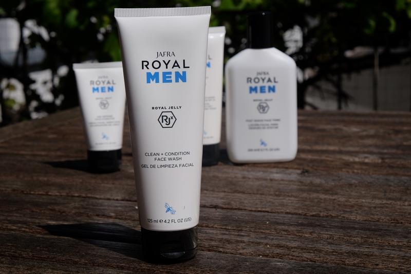 JAFRA ROYAL MEN Gesichtspflege
