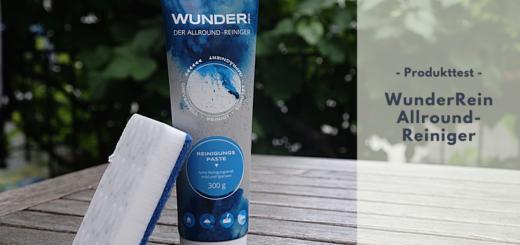 WunderRein Allround-Reiniger - Ein echtes Wundermittel für alle Fälle?