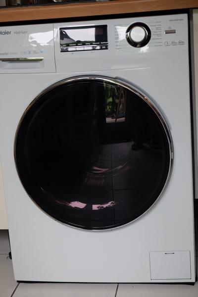 Haier Waschtrockner HWD100-BP14636 von ao.de im Test – mit überraschendem Ergebnis