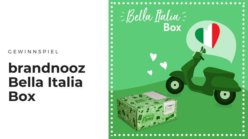 brandnooz Bella Italia Box