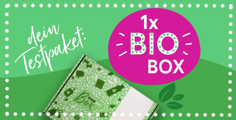 100 Tester für brandnooz Bio Box gesucht