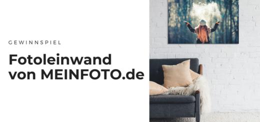 Gewinnt eine hochwertige Fotoleinwand von MEINFOTO.de