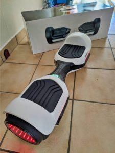 ROBWAY RG1 Hoverboard mit Infinity Reifen - einfach nur cool!