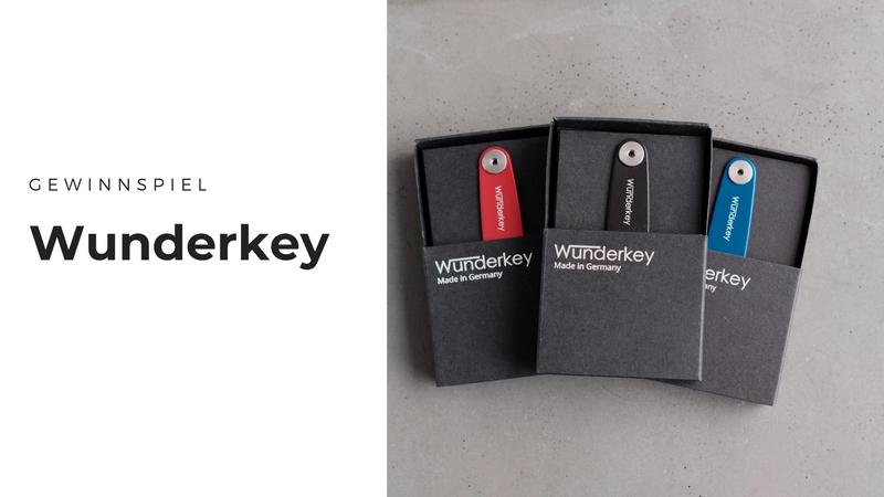 Wunderkey - Endlich kein Schlüsselchaos mehr