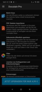 Docutain App - Pro