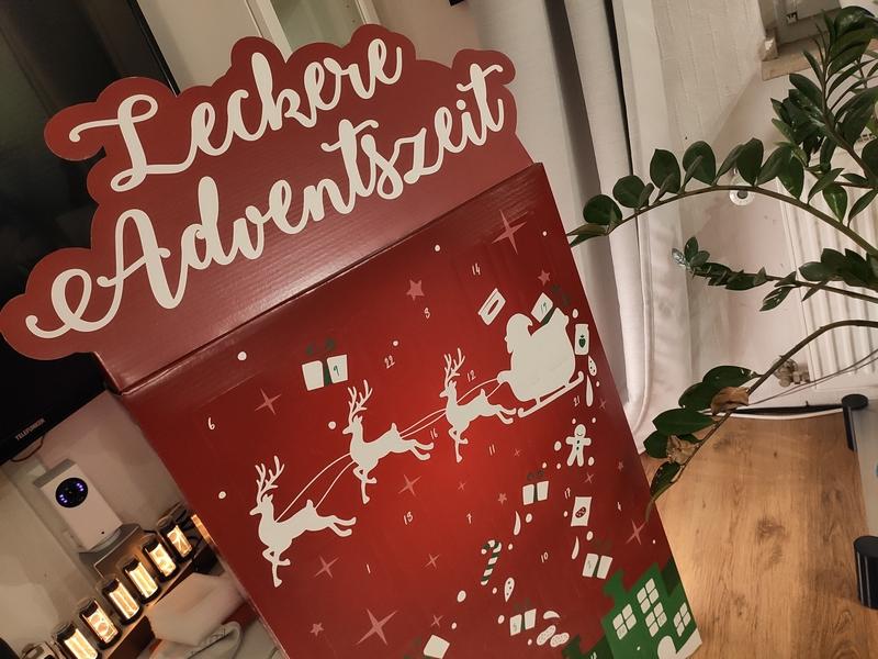 brandnooz Adventskalender 2020 - Leckere Adventszeit
