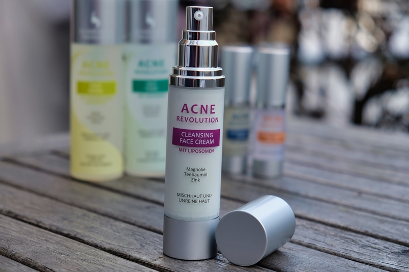 Acne Revolution Face Cream