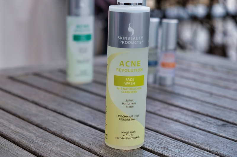 Acne Revolution Face Wash
