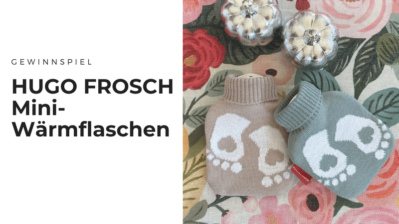 Hugo Frosch Mini-Wärmflaschen