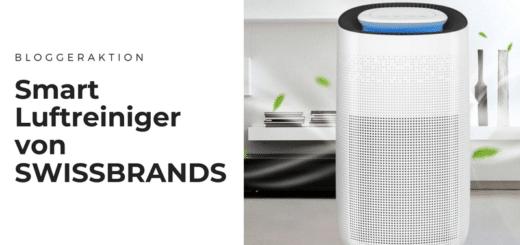 Blogger für smarten Luftreiniger von SWISSBRANDS gesucht