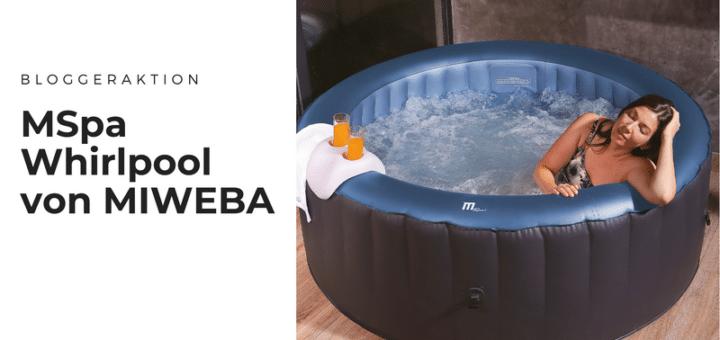 Blogger für MSpa Outdoor-Whirlpools gesucht