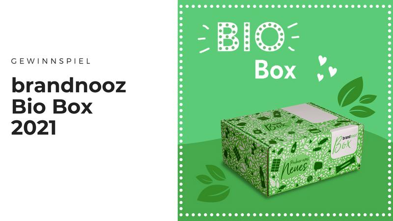 brandnooz Bio Box 2021