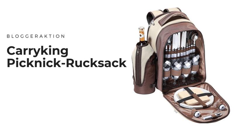 Blogger für Carryking Picknick-Rucksack gesucht