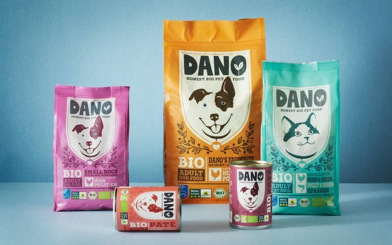 DANO BIO - Hochwertiges BIO Katzenfutter im Test