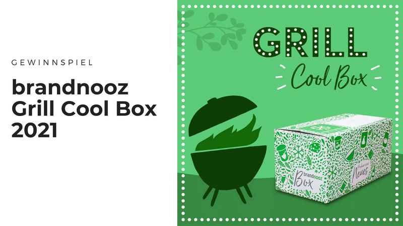 Gewinnt limitierte brandnooz Grill Cool Boxen 2021