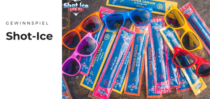 Gewinnt Shot-Ice Mixpakete