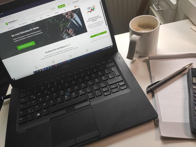 FREEDOM24 by Freedom Finance - Der erste Onlineshop für Aktien