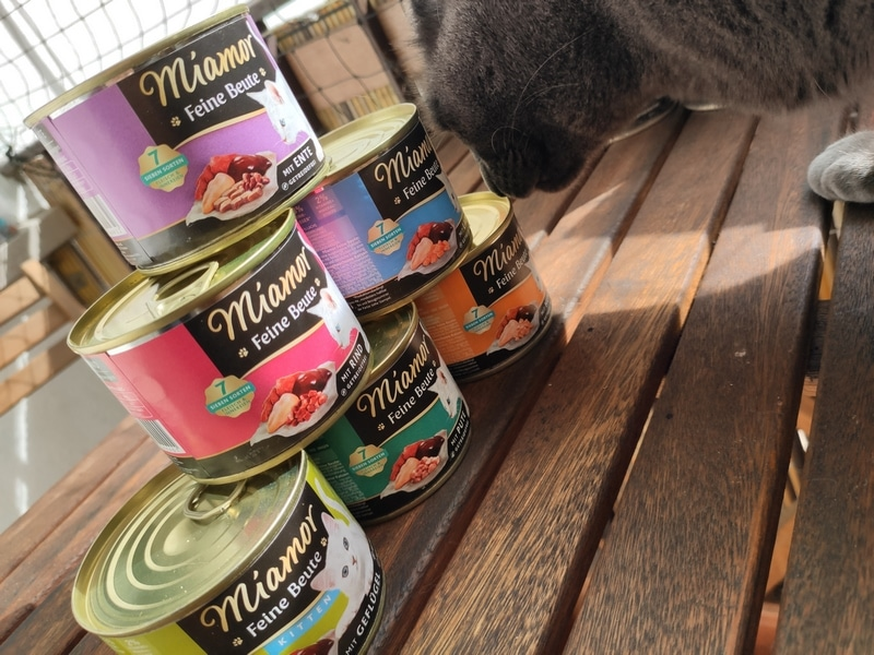 Miamor Feine Beute - Das stückige Katzenfutter im Test