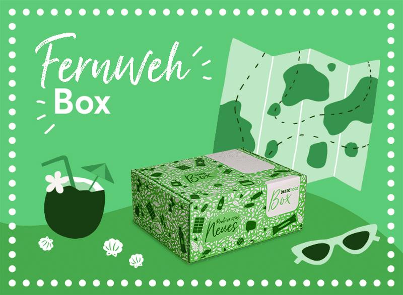 brandnooz FERNWEH BOX