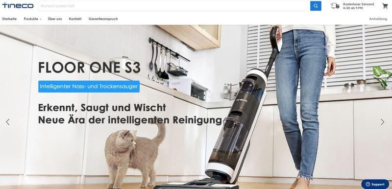 Tineco FLOOR ONE S5 PRO - Die neue Generation des intelligenten Nass- und Trockensaugers
