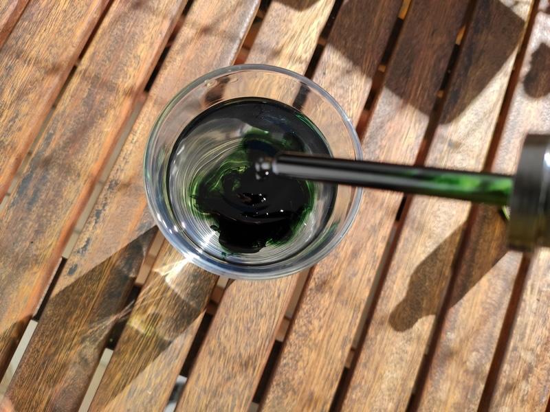 Vihado flüssige Chlorophyll Tropfen im Test