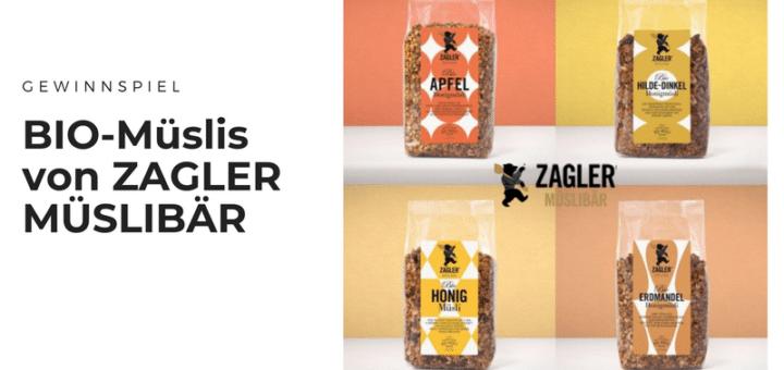 Gewinnt BIO-Müslis von ZAGLER MÜSLIBÄR