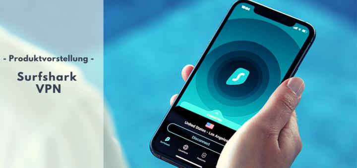 Surfshark VPN für den Schutz Deines digitalen Lebens - aktuell 81 % sparen