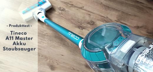 Tineco A11 Master Akku Staubsauger - Der kleine Alleskönner für ein sauberes Zuhause