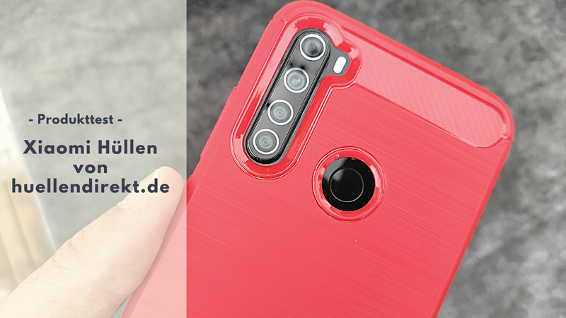 huellendirekt.de - Knapp 50.000 Smartphonehüllen & größte Auswahl für Xiaomi-Geräte