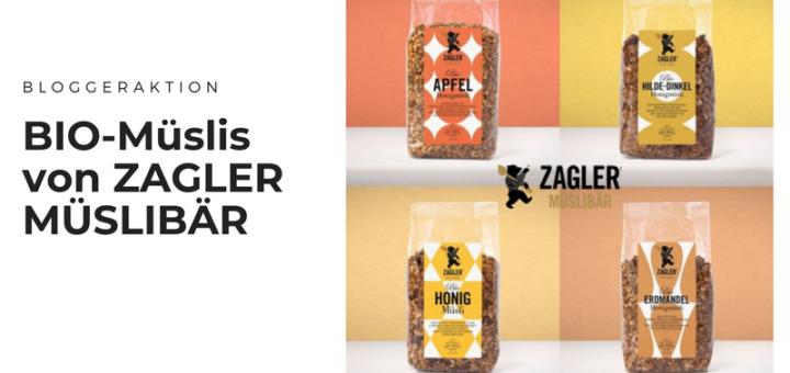 Blogger für die BIO Müslis von ZAGLER MÜSLIBÄR gesucht