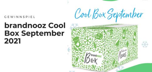 Gewinnt brandnooz Cool Boxen September 2021