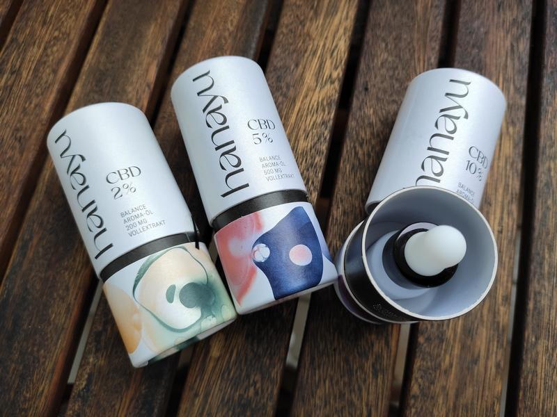 hanayu CBD Öle - Für mehr Balance und innere Ruhe